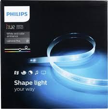philips hue lightstrip plus dimmable led smart light multi 800276