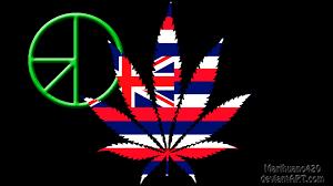 Hawaiian Flag Hawaii Flag With 420 Symbol By Marihuano420 On Deviantart