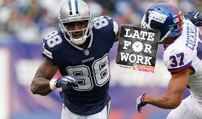 late for work 4 18 is dez bryant still a no 1 wr evidence