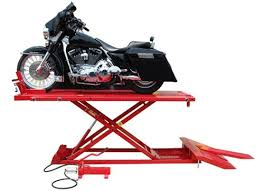 Motorcycle Lift Table by Titan 1500xlt Motorcycle Lift