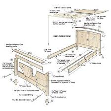 Woodworking Plans Bedroom Furniture Free by Woodworking Bed Plans Download Bedroom Furniture Woodworking Plans