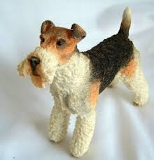 fox terrier ornament country artists fox terrier