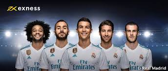 Real Madrid Real Madrid Sign A Sponsorship Agreement With Exness Real Madrid Cf