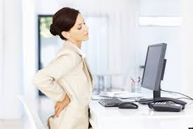 Computer And Desk Stretches Stretches All Desk Workers Should Do Today Huffpost