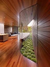 curved wood wall wood walls inspiration 30 walls of wood for modern homes