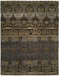 Brown And Grey Area Rugs Kalaty Area Rugs Lewis Floor And Home
