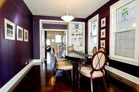Which Purple For The Dining Room - Purple dining room