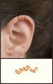 cuff piercing ear cuffs no piercing gold ear cuff gold ear cuff