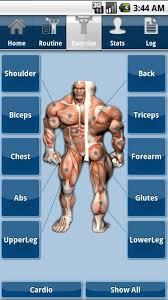 best fitness apps for android top 10 free android apps for health and fitness droid lessons