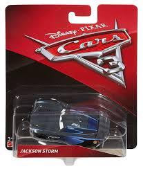 amazon com disney pixar cars 3 jackson storm die cast vehicle