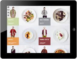 application recettes de cuisine l application culinaire de uniqlo des recettes inspirées par des