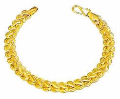child bracelet gold images Bis hallmarked 22k 22ct 916 brand new pure gold fancy bracelet for jpg