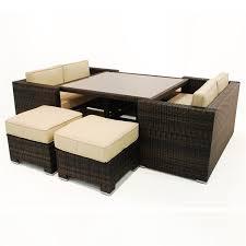 Rattan Two Seater Sofa Garden Furniture Rattan Sofa Roselawnlutheran