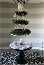 hanging christmas tree christmas ideas