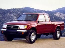 toyota tacoma trim packages 1999 toyota tacoma trim levels configurations at a glance cars com