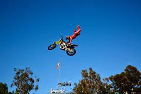 motocross freestyle riders rose bowl stadium on twitter