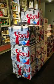 coors light 36 pack price 36 pack coors light cooler bag just add west line liquors