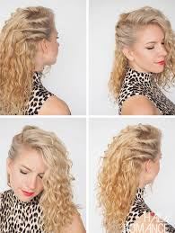 hairstyles at 30 30 curly hairstyles in 30 days day 20 hair pinterest curly