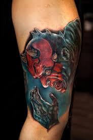 darth maul by cecil porter tattoos