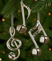 musical note christmas ornaments musically inclined inspiration