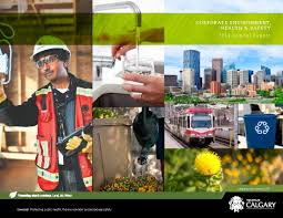 the city of calgary environmental u0026 safety management