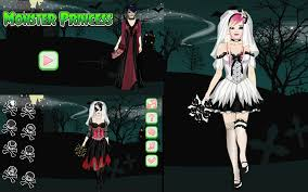 monster princess dress up android apps on google play