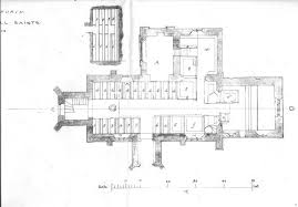 All Saints Church Floor Plans by The History Of Chitterne All Saints Church