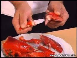 salmon lobster sandwich by reinhard gerer youtube