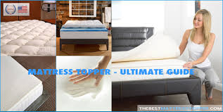 best mattress topper reviews u0026 top 8 picks 2017