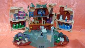 polly pocket harry potter hogwarts castillo 2500 en melinterest