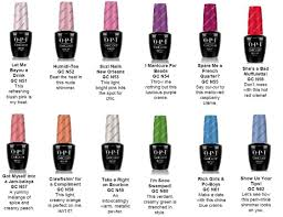 new new orleans spring summer 2016 u2013 opi gelcolor lovers