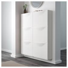 White Shoe Storage Cabinet Furniture Trones Shoe Cabinet Storage White 51x39 Cm Ikea