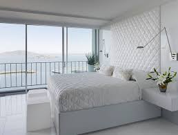 wall sconces for bedroom stunning bedroom sconce the feel of modern white tiled floors and
