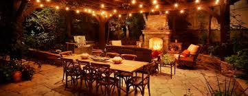 Garden Patio Lights Outdoor Patio Lights Ideas Outdoor Designs