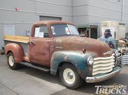 Vintage Ford Truck Body Parts - 1950 chevy gmc pickup truck u2013 brothers classic truck parts