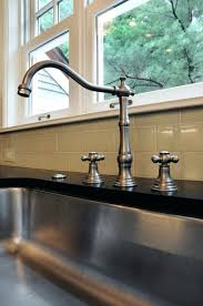Victorian Kitchen Faucets 64 Examples Lovely Kitchen Sink Window Height Traditional Striped