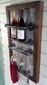 a perfect ad on for your bar best diy wine rack ideas fun do it