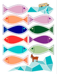 go fishing with this adorable classroom icebreakers printable