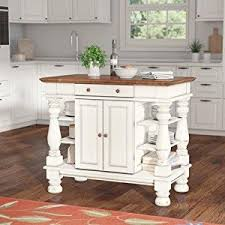 homestyle kitchen island amazon com home styles 5094 94 americana kitchen island antique