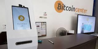 un bureau de change un bureau de change de bitcoins canadien victime d une attaque à