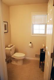 Powder Room Remodel Before And After A Diy Powder Room Remodel The Charming Detroiter