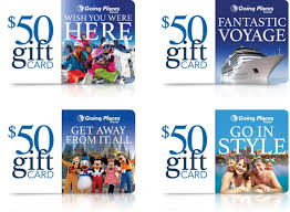 travel gift certificates gift cards going places travel