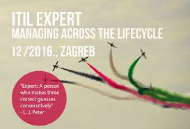 itil v3 expert managing across the lifecycle malc