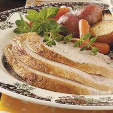 turkey breast with vegetables recipe taste of home