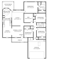 The Lenox Floor Plan by House Plans Engaging Scalamandre Third Floor For Your House Plan
