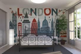 hello london wall mural photo wallpaper photowall
