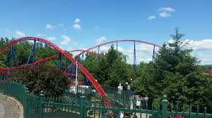 Superman Ride Six Flags Superman The Ride Virtual Reality Coaster Six Flags New England