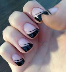 30 easy nail designs for beginners nail nail makeup and pretty