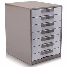 Storage Cabinets Metal Deli 9703 Desktop Office File Cabinet Collate Lockable Storage