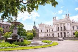 Of Lund Stock Photos Of Lund Stock Images White Building In Lund Stock Photo Image Of City